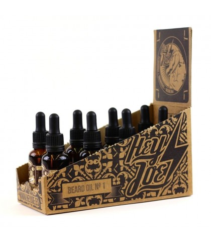 BEARD OIL Nº 5 SWEET CHUFA HEY JOE