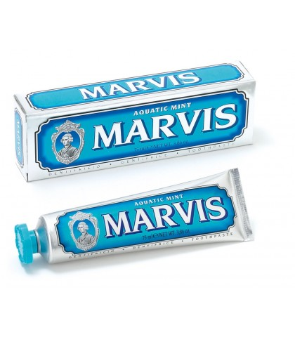 MARVIS DENTIFRICO AQUATIC MINT 75ml.