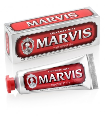 MARVIS DENTIFRICO CANNELLE MENTHE 75ml.