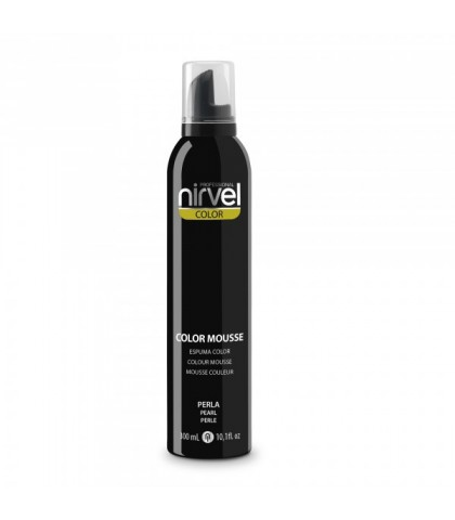 NIRVEL COLOR MOUSSE PERLA