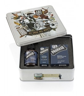 PRORASO GIFT CASE FOR BEARD LINE CITRICA