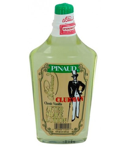 AFTER SHAVE LOTION VANILLA-CLUBMAN PINAUD 177ml.