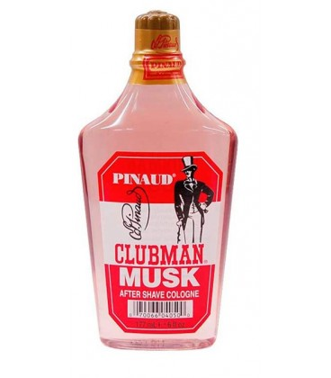 AFTER SHAVE LOTION MUSK CLUBMAN PINAUD 177ml.