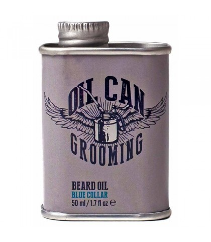 BEARD OIL, BLUE COLLAR OIL CAN GROOMING