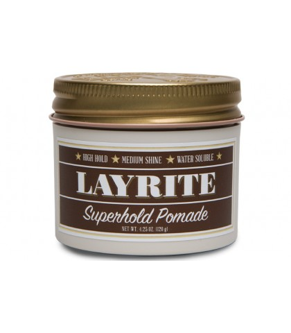 POMADA LAYRITE SUPERHOLD 120ml.
