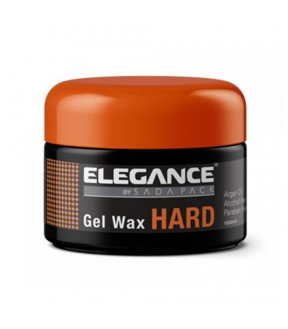 GEL WAX HARD 100ml. ELEGANCE