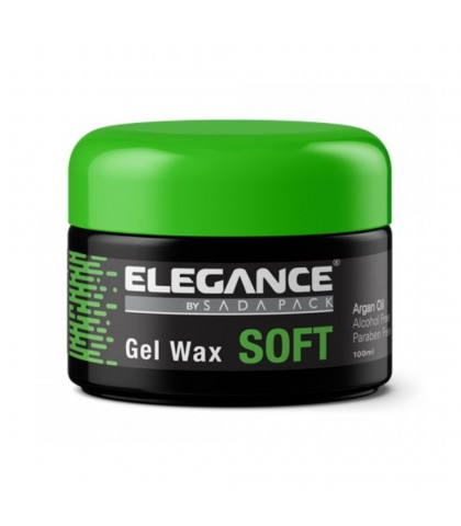 GEL WAX SOFT 100ml. ELEGANCE