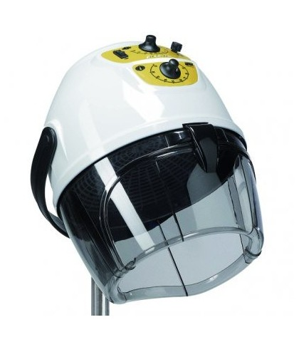 SECADOR AGV DE CASCO BASIC 4 V BLANCO CON PIE