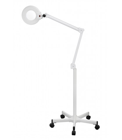 MAGNIFYING GLASS LED LIGHT WITH STAND