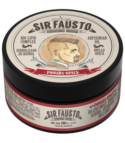 SIR FAUST OINTMENT OPAQUE 100ml.