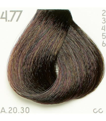 Tinte Piction XL hairconcept 4.77 - Castaño Marrón Intenso