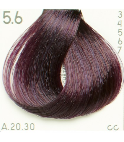 Tinte Piction XL hairconcept 5.6 - Castaño claro violeta