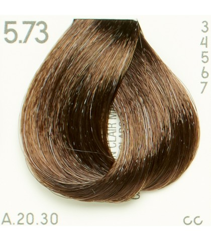 Tinte Piction XL hairconcept 5.73 - Castaño Claro Marrón Cálido