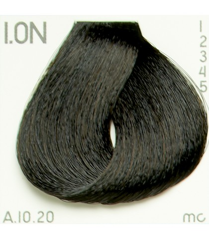 Tinte Piction XL hairconcept 1.0N - Negro Natural