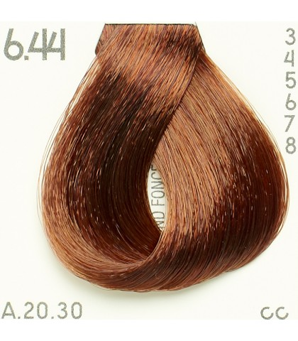 Tinte Piction XL hairconcept 6.44 - Rubio Oscuro Cobre Intenso