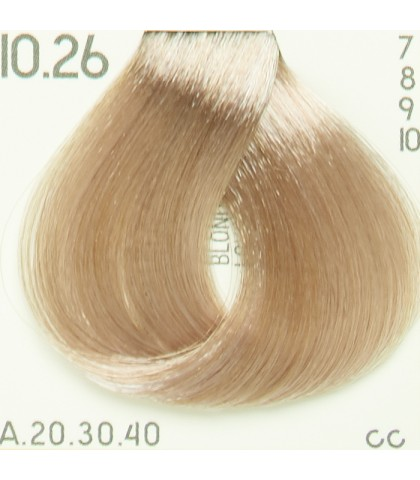 Tinte Piction XL hairconcept 10.26 - Rubio Platino Irise