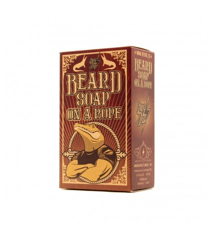 BEARD SOAP ON A ROPE 150 ml. HEY JOE