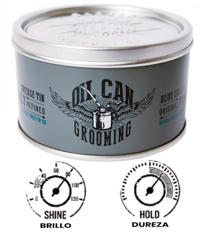 ORIGINAL POMADE 100ml. OIL CAN GROOMING