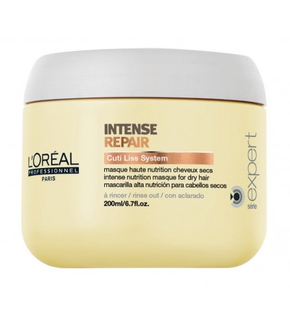 L ' OREAL INTENSE REPAIR MASKE 200ml.