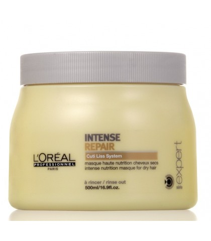 L'ORÉAL INTENSE REPAIR MASQUE 500 ml.