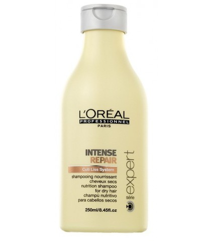 L'OREAL INTENSE REPAIR CHAMPU 250ml.