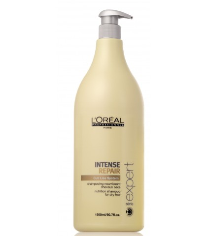 L'OREAL INTENSE REPAIR CHAMPU 1500ml.