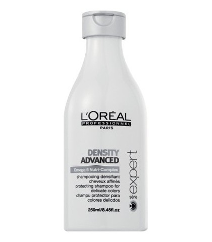 L'OREAL DENSITY ADVANCED CHAMPU 250ml.