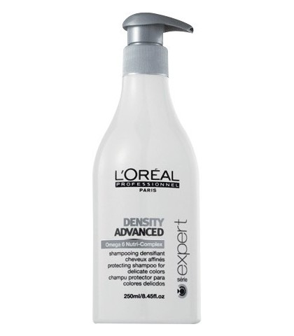L'OREAL DENSITY ADVANCED SHAMPOO 500ml.