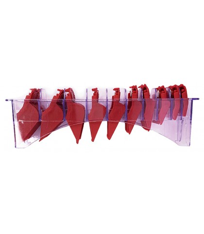 COMB - CALCER PACK 10 pcs. MAGNETIC NETWORK