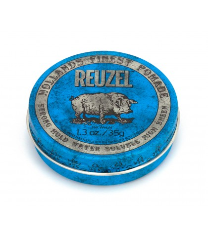 REUZEL BLUE STRONG HOLD WATER SOLUBLE 35gr