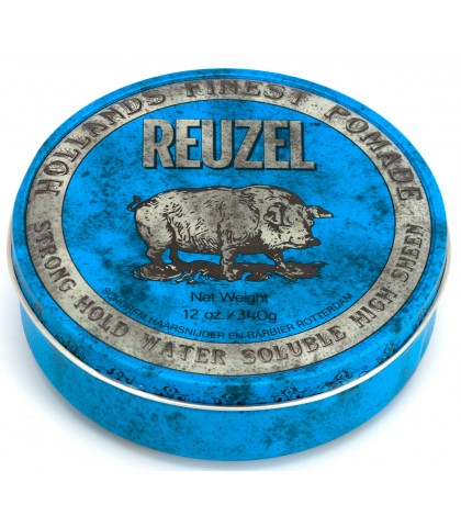 REUZEL BLUE STRONG HOLD WATER SOLUBLE 340gr