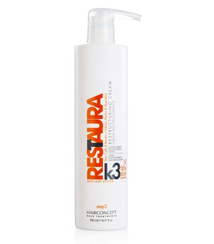 HAIRCONCEPT RESTAURA K3 FINOS 500ml.