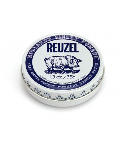 REUZEL CLAY MATTE POMADE WATER SOLUBLE 35gr