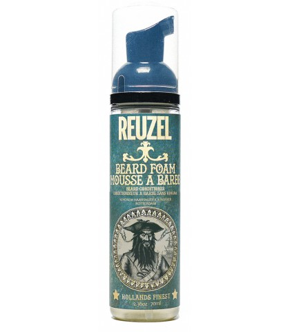 REUZEL BARBE de MOUSSE 70ml.