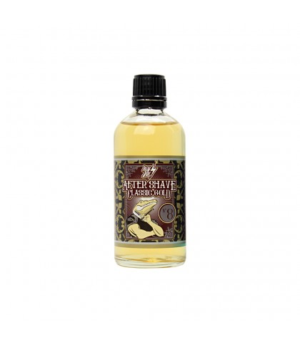 AFTER SHAVE n ° 8 CLASSIC GOLD 100ml. HEY JOE
