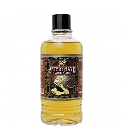 AFTER SHAVE n ° 8 CLASSIC GOLD 400ml. HEY JOE