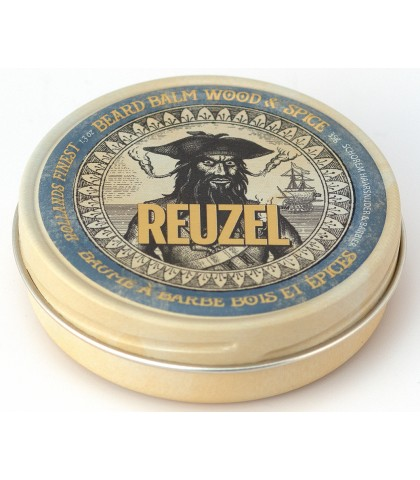 REUZEL BEARD BALM WOOD & SPICE 35ml.
