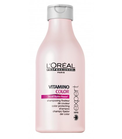 L'OREAL VITAMINO COLOR SHAMPOO 250ml.