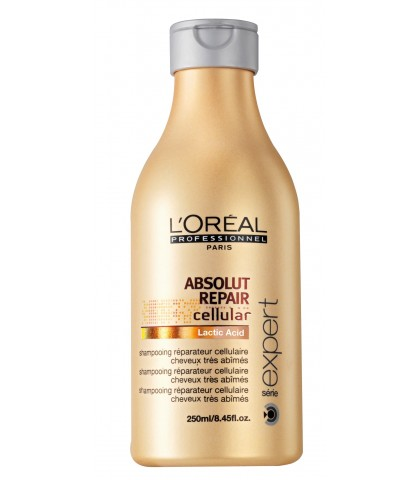 L'OREAL ABSOLUT REPAIR SHAMPOO 250ml.