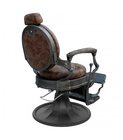 SILLON CLINT BARBERO MARRON