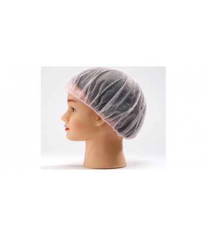 SNOOD CAP WITH RUBBER