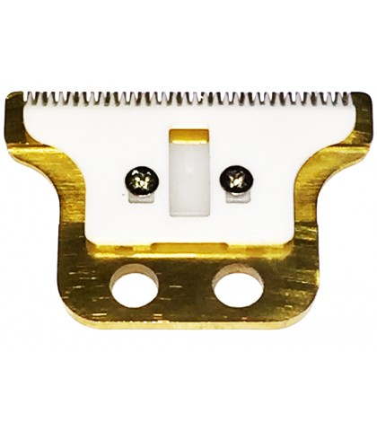 KNIFE FULL GOLD CERAMIC FOR MACHINES WAHL DETAILER T-WIDE