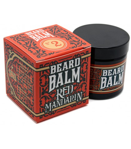 BEARD BALM Nº 2 RED MANDARIN HEY JOE