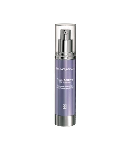 CELL ACTIVE REGENERATING FLUID 50ml. BRUNO VASSARI