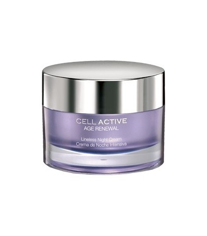 CELL ACTIVE NIGHT CREAM INTENSIVE 50ml. BRUNO VASSARI