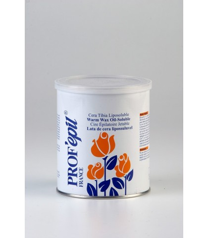 WAX POT fat-SOLUBLE NATURAL 800gr.