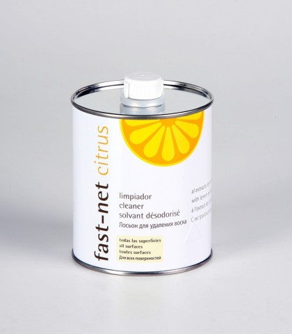 CLEANER WAX FAST-NET CITRUS