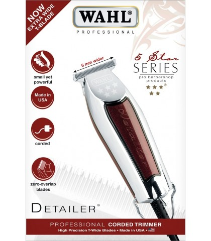 Machine WAHL DETAILER T WIDE