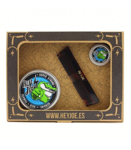 POMADE SURVIVAL KIT SUPER STRONG HEY JOE