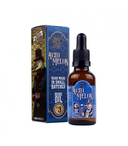 BEARD OIL Nr. 3 ACID MELON HEY JOE